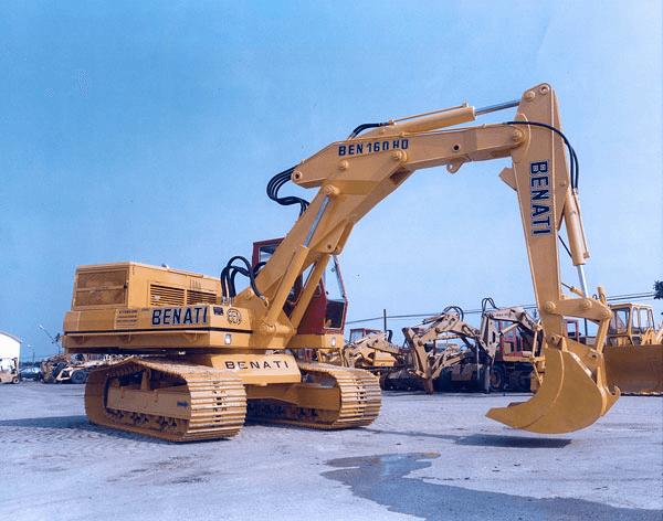 Immagine Gamma Storica fino al 1985 Benati Group Srl
